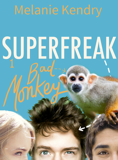 Superfreak Book